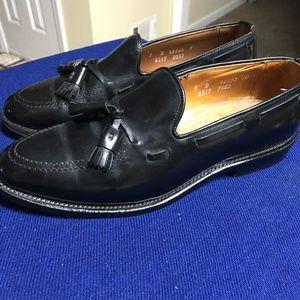 Allen Edmonds Men's Black Loafers- Size 7D
